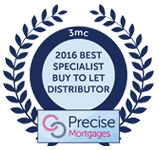 Precise Mortgages - Buy to Let Distributer of the Year 2015