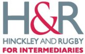 Hinckley and Rugby Building Society Logo